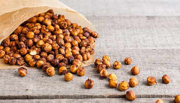 Sweet Cinnamon Chickpeas